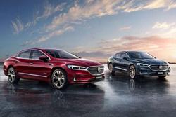 增552T车型 2021款别克君越家族上市售21.98-28.98万