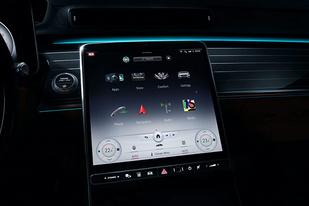 奔驰发布全新一代MBUX车载系统,再一次定义智能交互