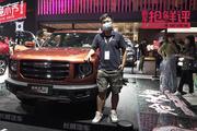 成都车展最火的SUV,真的是大狗?