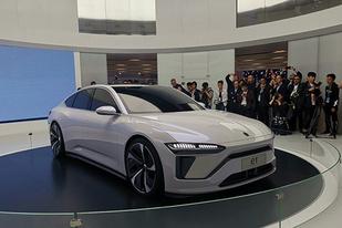 剑指比亚迪汉、小鹏P7 蔚来首款轿车ET7或于年底正式亮相