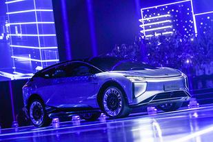 众多黑科技加持,高合新车HiPhi X将于北京车展正式上市