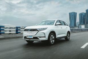 长安欧尚X7 EV正式上市:NEDC续航405km 售15.99-17.99万