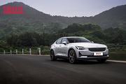 试驾极星2:40万价位最硬核、最有乐趣的电动性能车