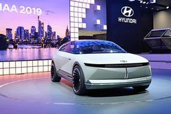 现代发布纯电子品牌IONIQ,首款新车将于2021年正式上市