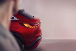 轿跑溜背SUV/定档双十一首发 英菲尼迪QX55预告信息