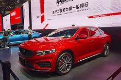 2020北京车展:品牌新方向开山之作,吉利星瑞正式亮相