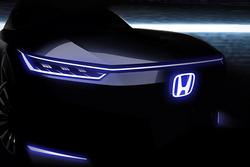 本田在华首款品牌纯电动概念车 北京车展全球首发