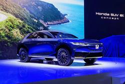 本田首款H标纯电动概念车/CR-V插混亮相北京车展