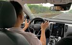 ACC支持全速域,而且也具备真正的车道保持能力,不干预方向盘情况下也能自主居中行驶,15秒后提示握方向盘。综上几个要素,可以说i6 MAX真得非常适合高速巡航。