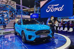 2020北京车展:百年车企的逆袭 福特Mustang Mach-E亮相