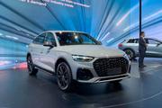 2020北京车展:Q5L Sportback正式发布