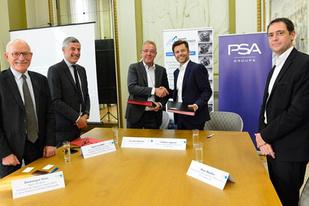 专注混动变速箱领域,PSA宣布与邦奇动力成立合资公司