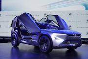 明日移动新理解 别克新能源概念车Electra发布