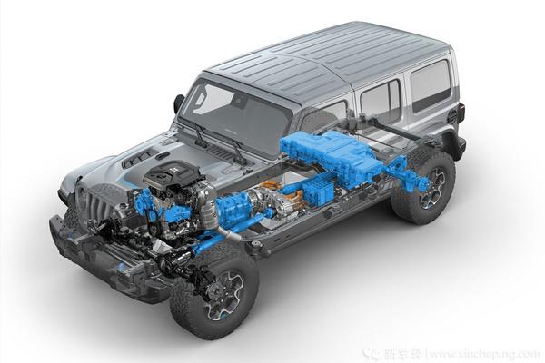 地表最强越野车再进化 Jeep牧马人插电混动会是最优解?