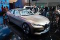 宝马纯电i4概念车首发 零百4秒/续航超600公里来一睹为快