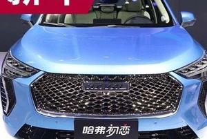 """新车取名""""初恋"""",命名还属长城最会玩"""