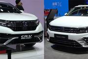 合资插混SUV的新战场 CR-V PHEV对比途观L PHEV