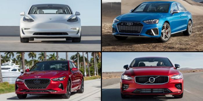 """2020年度最值得购买的""""紧凑型""""豪华轿车排行榜"""