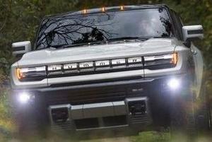 """在悍马EV面前,特斯拉Cybertruck不配""""皮卡""""二字"""