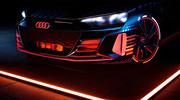 最大马力或为710匹,奥迪确定明年推出e-tron GT RS车型