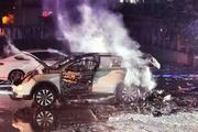 又是运营车辆,北京地区再起威马EX5自燃爆炸事故