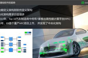"""行业挑战重重,Elektrobit四大方向助推车企""""软""""实力"""