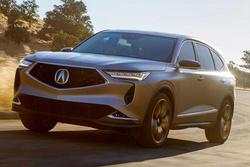 坚持老派豪华理念,全新一代MDX原型车官图发布