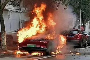 接连两起自燃事故,威马汽车承认车辆电池存在问题