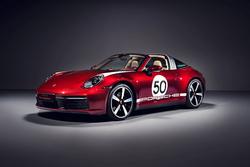 复古与现代的交融,保时捷911经典重现版将亮相广州车展