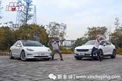 """30万买电动车,选""""韭王""""Model3 or """"新贵""""极星2"""