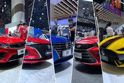 比比吓一跳!国产8-12万紧凑级轿车实测数据大比拼!