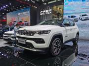 2020广州车展:久违微潮范来了,新款Jeep指南者首秀