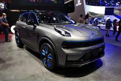 2020广州车展:搭载2.0T发动机,新款领克01正式开启预售