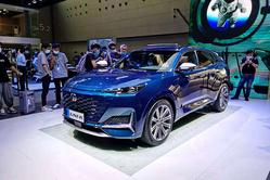 2020广州车展:长安UNI-K正式亮相 大溜背未来感