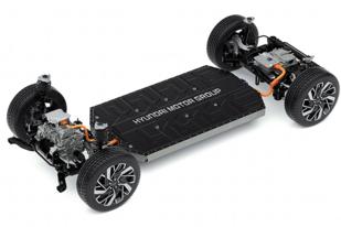 专属平台来袭,现代发布全新电动车专用平台E-GMP