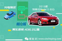 光电测试:电池衰减快?5年24万公里的Model S还能跑多远