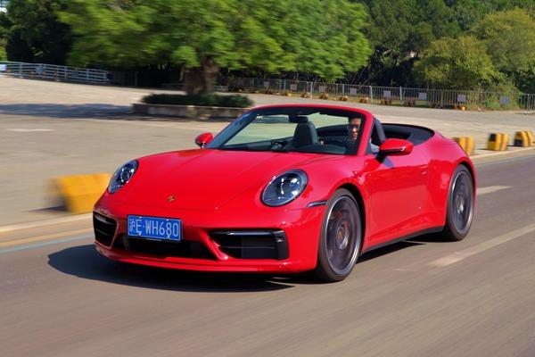 保时捷911 Cabriolet首试:香醇美好且开盖有奖