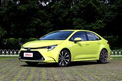 广丰雷凌新增1.5L等4款车型开启预售 12.98万售价将下探