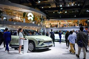 成功超越比亚迪,蔚来汽车成为中国市值第一车企