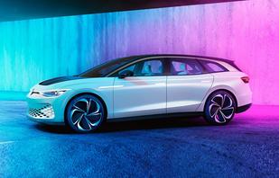 大众研发全新旗舰轿车 法规允许可支持L4自动驾驶