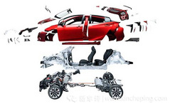 丰田创造了TNGA,TNGA成就了一汽丰田80万年销量
