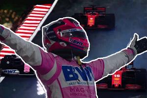 裕豪都讲high了!这就是F1赛车2020年最精彩的瞬间(下)