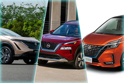2021年日产新车展望:纯电动车、e-POWER和全新奇骏