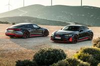 与保时捷同平台,奥迪纯电轿跑e-tron GT将于2月9日亮相