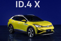 上汽大众ID.4X公布售价:最高续航555km,售19.9888万起