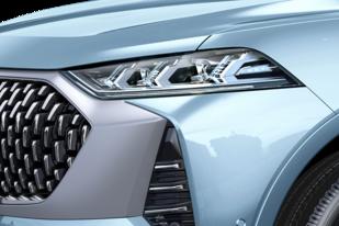 新平台+新动力总成,WEY品牌全新旗舰SUV正式定名摩卡