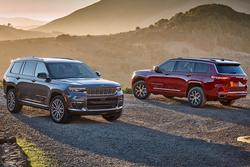 科技进阶/全尺寸SUV再迎新霸主 Jeep大切诺基L发布