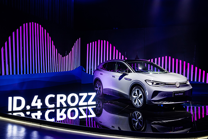 一汽大众ID.4 CROZZ正式公布售价,补贴后售19.99万元起
