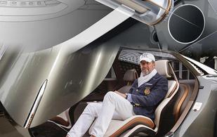 豪华不止,前宾利设计总监Stefan·Sielaff将加盟吉利汽车
