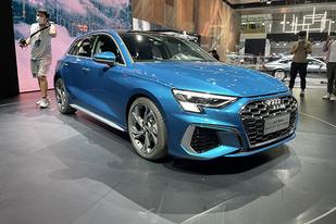 全新一代奥迪A3价格流出,三厢版次低配或为22.98万元